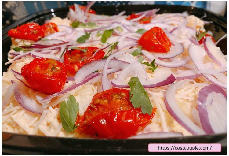 コストコのコーンビーフポテトサラダの画像