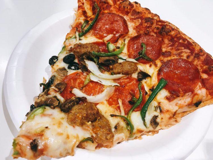 コストコのスライスピザコンボの画像