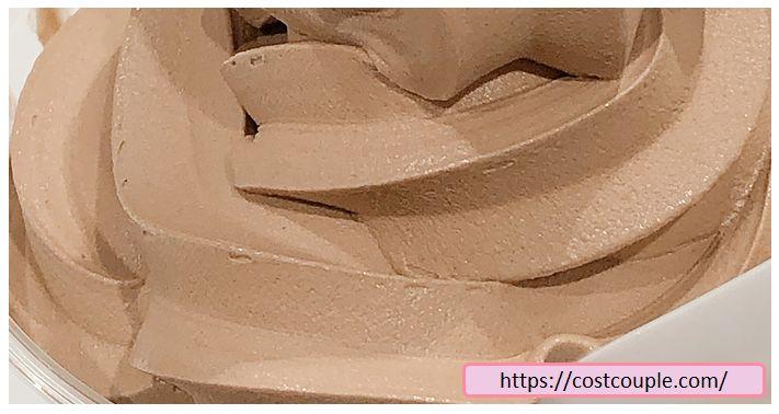 コストコのソフトクリーム(カカオ味)
