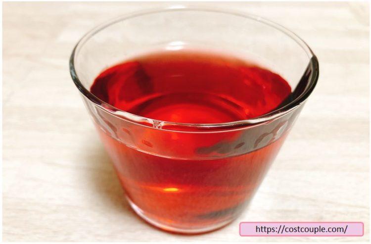 コストコの美酢(ざくろ味)の水割り