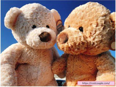 コストコ購入品一覧(2020年3月9日)のクマ