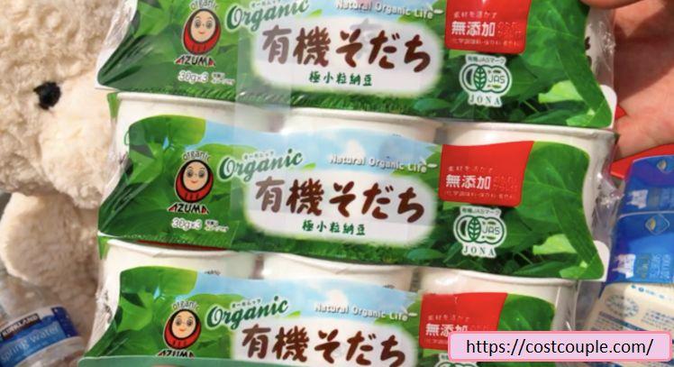 オーガニック納豆