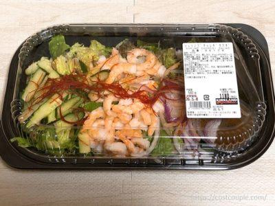 シュリンプチョレギサラダ