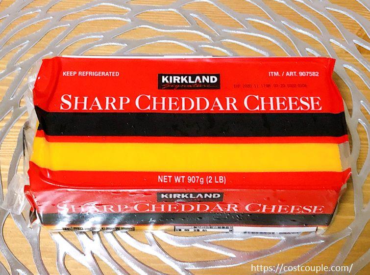 シャープチェダーチーズ