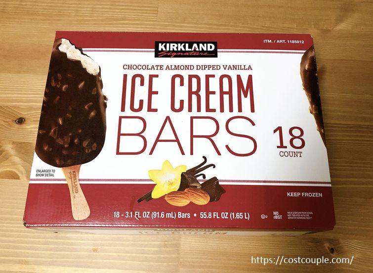アイスクリームバー